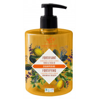Shampoing bio FORTIFIANT sans sulfate - sans silicone - sans conservateur