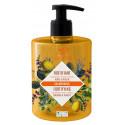 Shampoing bio FORTIFIANT sans sulfate - sans silicone - sans conservateur • 500 ml