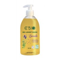 Ce'Bio - Gel lavant mains Lavande 500 ml