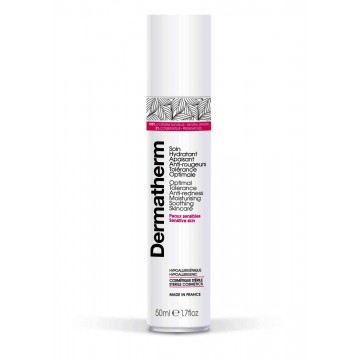 Soin Hydratant Apaisant Anti-rougeurs Tolérance Optimale 50 ml